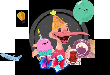 LakLak Birthday
