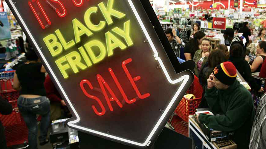 Black Friday یا جمعه سیاه