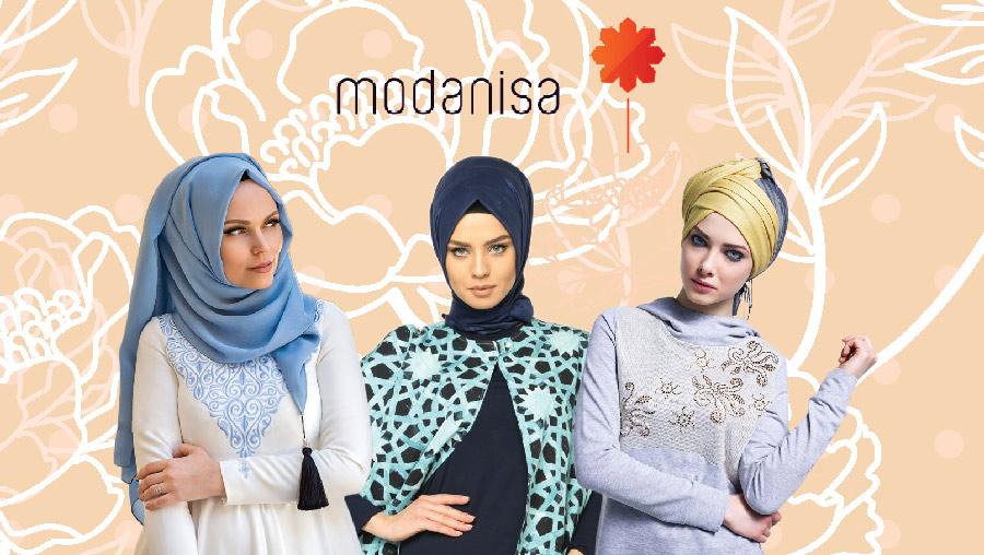 مودانیزا، الگوی یک برند اسلامی