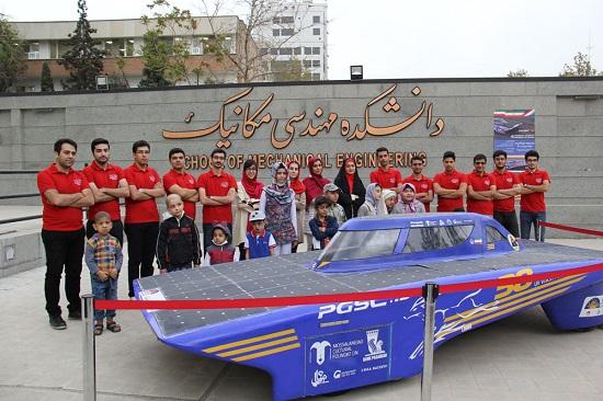 لک لک و غزال ایرانی افتخار یک همکاری