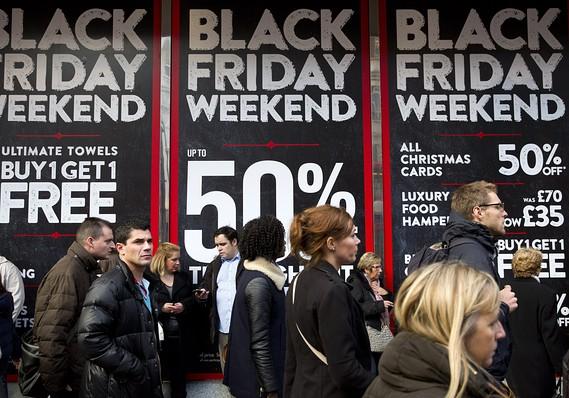 بلک فرایدی یا جمعه سیاه چه روزی است؟